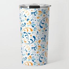Paisley Swirly Travel Mug