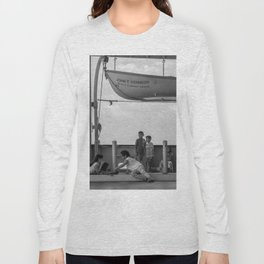 Simple Times NYC Long Sleeve T-shirt