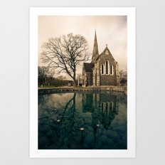Reflections II Art Print