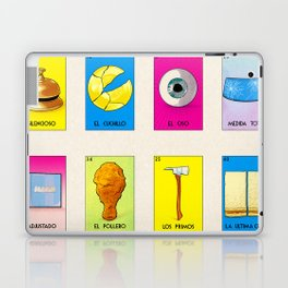 BB LOTERIA POD CASE & SKIN Laptop & iPad Skin