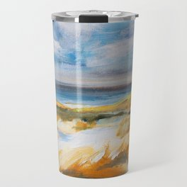 Ostend`s Dunes Travel Mug