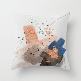 Divide #1 Throw Pillow