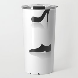 Icon footwear Travel Mug