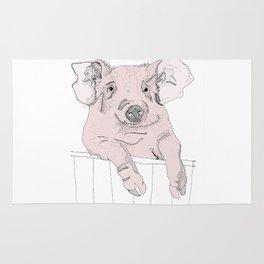 Piggywig Rug