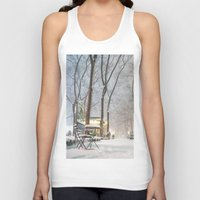 nyc Tank Tops featuring NYC by Vivienne Gucwa