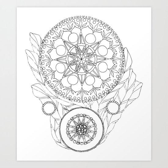 Barometer Art Print