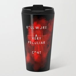 Kell wore a very peculiar coat  Travel Mug