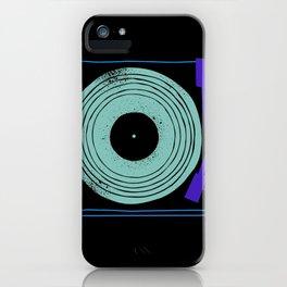 Wheels of Steel iPhone Case