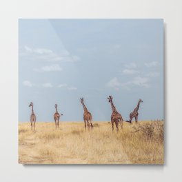 Kenya #society6 #decor #buyart Metal Print
