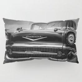 Black Beauty Pillow Sham
