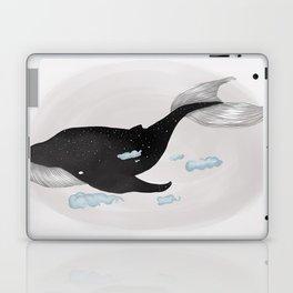 Gentle Giant (Whale Dreams) Laptop & iPad Skin