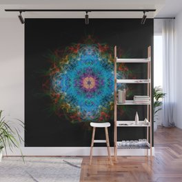 Fractalico Wall Mural