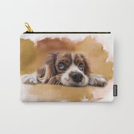 King Charles Cavalier Carry-All Pouch