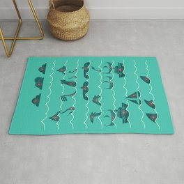 Shooting Gallery Rug