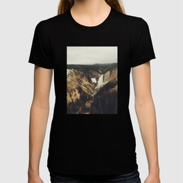 Yellowstone Falls T-shirt