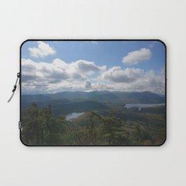 Silver Lake Mountain Laptop Sleeve