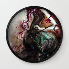 Phoenix 1 Wall Clock