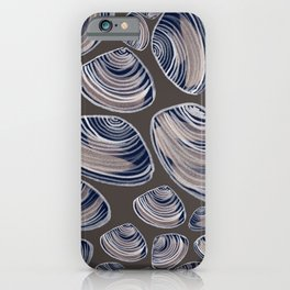 Night Oysters iPhone Case