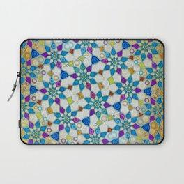 Unfolding Pattern Laptop Sleeve