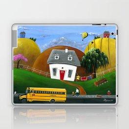 Hilly Homework Laptop & iPad Skin