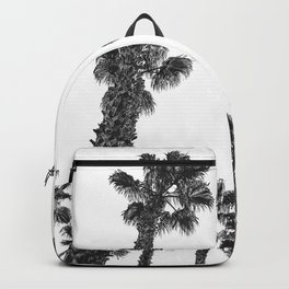 16 Palm Trees Art Print {2 of 2} Backpack