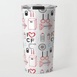 CrossFit Love Travel Mug