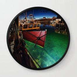 Clarity Cove Wall Clock