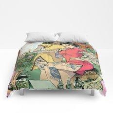 Inked Comforters