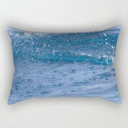 Open sea Rectangular Pillow