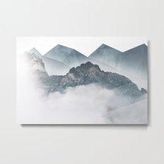 When Winter Comes III Metal Print