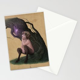 Satyr in Love Stationery Cards