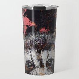 Baby Raccoon Travel Mug