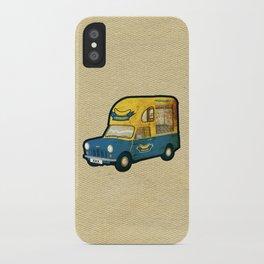 PEPISANG Banana Mobil iPhone Case