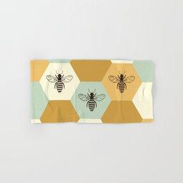 Beehive Hand & Bath Towel