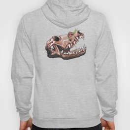 Coyote Skull Plus Snail Trail Hoody