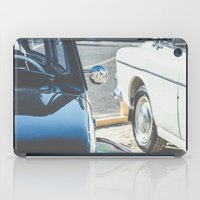 antique iPad Cases featuring Volvo Antique by Sébastien BOUVIER