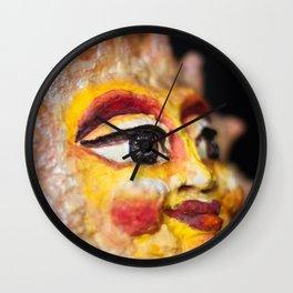 Enchanting Sun Wall Clock