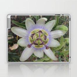 Passion Flower Blossom Laptop & iPad Skin