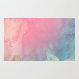 Rose and Serenity Rug