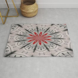 Our Tune Abstract Rug