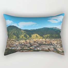 El Avila, Caracas Venezuela Rectangular Pillow