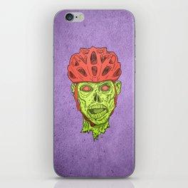 Zombie Spukk! iPhone Skin