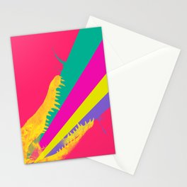 crococolors Stationery Cards