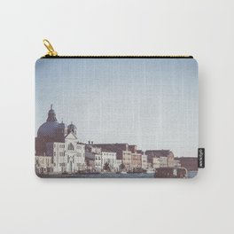 Venice Vaporetto Water-Bus on Canal Grande Carry-All Pouch