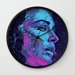 She 1 Wall Clock