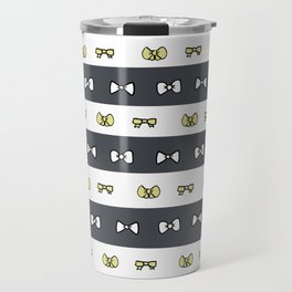 Haikyuu!! Fukurodani Bows Travel Mug