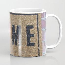 I Love Home Coffee Mug
