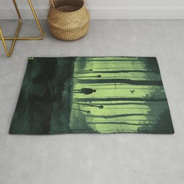 Mysteriously Lost Rug