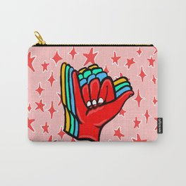 hang, loose, repeat part II Carry-All Pouch