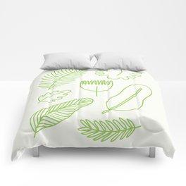 Garden Oasis Comforters